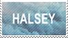 halsey stamp