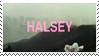 halsey stamp by popowski