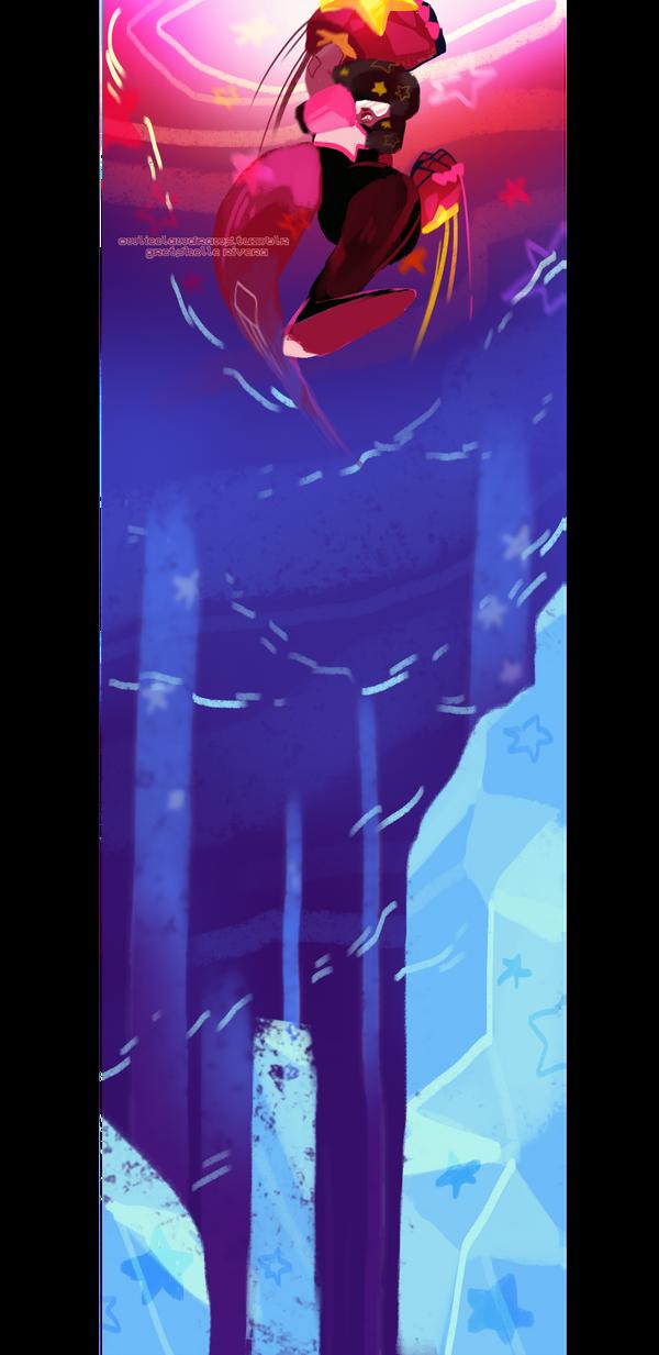 Steven Universe: Garnet by nikiera