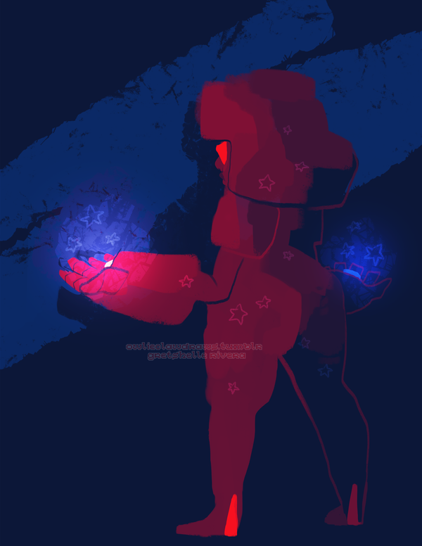 Steven Universe: Garnet Theory by nikiera