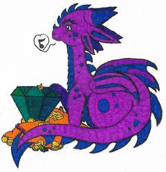 Chunky Dragons Treasure