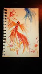 Orange Blood by iilLuminair