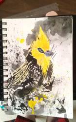 Yellow Uncaged by iilLuminair