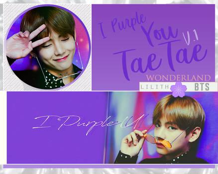 I Purple U Tae V.1