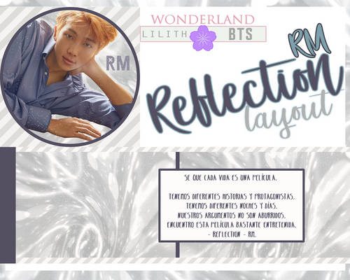 Reflection RM- BTS LAYOUT