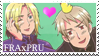 France x Prussia stamp by GothicEmerald