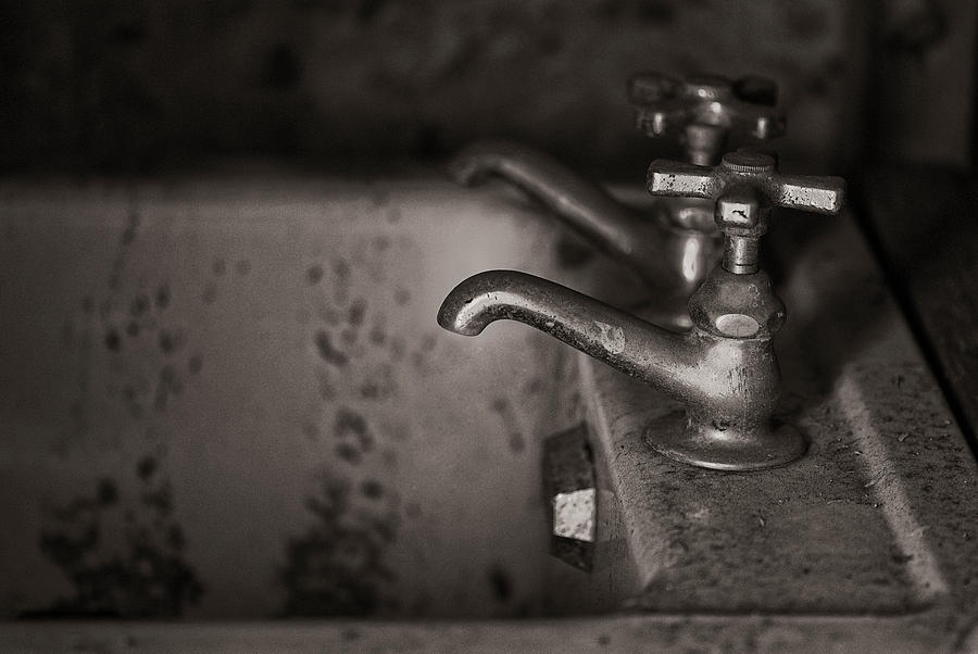 Old Faucet And Sink By Neuro Riviera ...