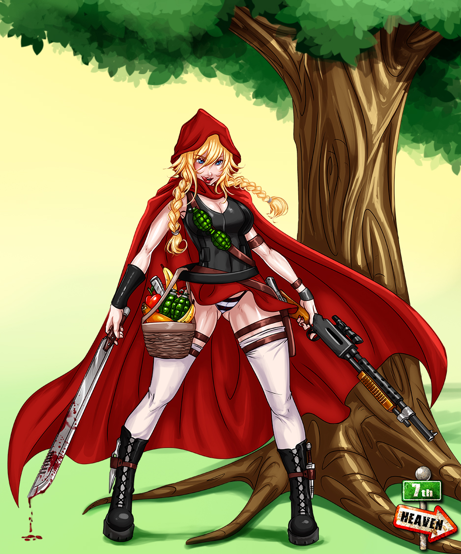 commi emma de shiinsart by th heaven on commi 0356 little red riding hood by 7th heaven