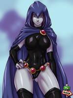 Commi - 0533 - Raven by 7th--Heaven
