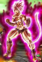 Commi - 0573 - Kuri Super Saiyan Rose by 7th--Heaven