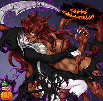 Patreon - Halloween 2017 by 7th--Heaven