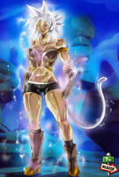 Commi - 0833 - Kuri Ultra Instinct by 7th--Heaven
