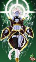 Commi - 0896 - Goddess by 7th--Heaven