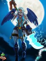 Commi - 0961 - Druid by 7th--Heaven