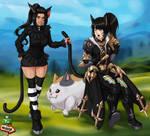 Commi - 1070 - Cats