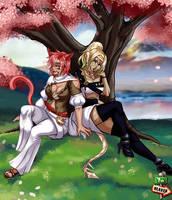 Commi - 1108 - Sakura Tree by 7th--Heaven
