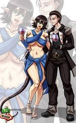 Commi - 1369 - Kaekia and Allen
