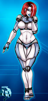 Patreon - Commi - 1799 - Android Mark 2