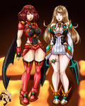 Commi - 1929 - Pyra and Mithra