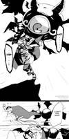 [tLoZ] Vaati's possession [right to left] by Edo--sama