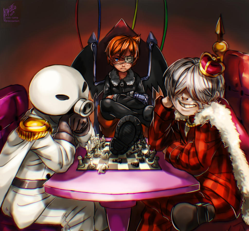 Checkmate [mother3] By Edo--sama On DeviantArt