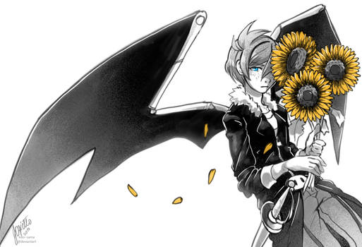 Sunflowers [mother3]