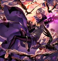 Child of crows by Edo--sama