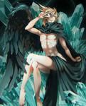 Cloudy Angel