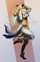 Libra may cry (FE13) by Edo--sama