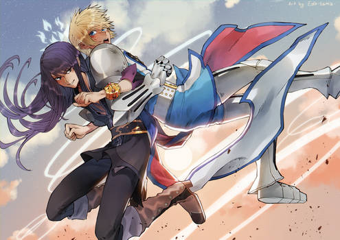 Yuri and Flynn