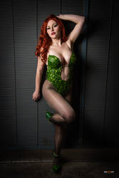 Poison Ivy - DC Comics by AdiaCosplay