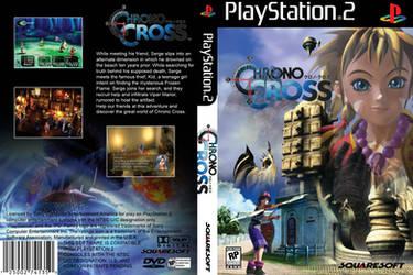 Chrono Cross DVD Cover