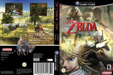 The Legend of Zelda DVD Cover