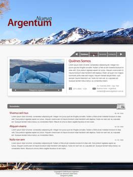 Web Nueva Argentum