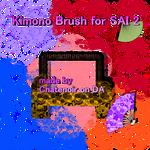 Kimono brush for SAI 2