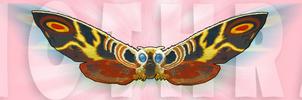 Mothra Banner