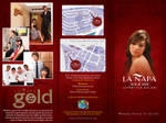 La Napa Salon Trifold outside