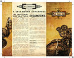 Steampunk Debut Inv Cover