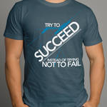 Try To Succeed Design 01