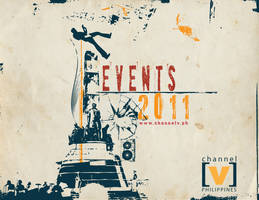Chanel V Events Flyer 01-01 by Click-Art
