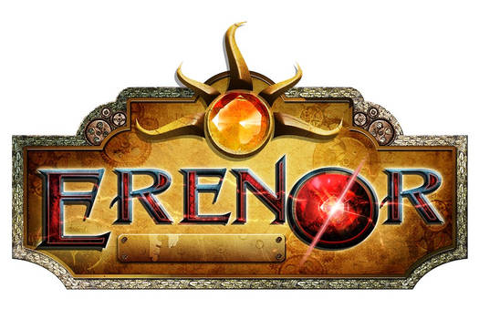 Erenor Game Logo Design