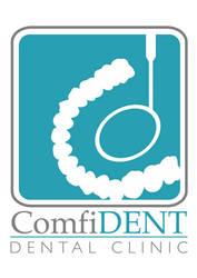 ComfiDent Dental Clinic Logo Design