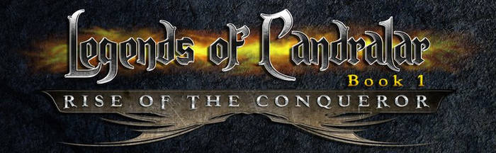 Legends of Candralar Logo Design