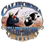 California State Shoot Logo Design