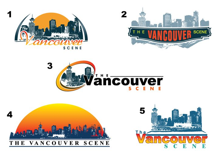 The Vancouver Logo Design Studies by Click-Art