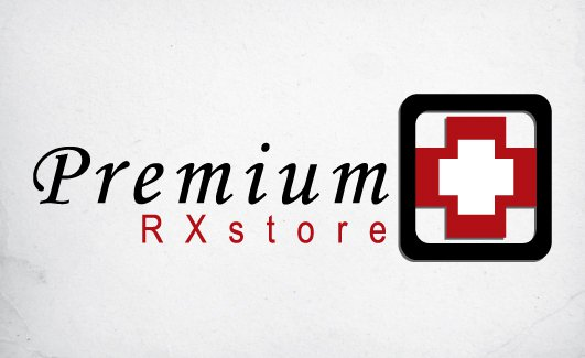 Premium RXstore Logo Design by Click-Art