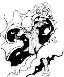 The Mysterious Mysterio