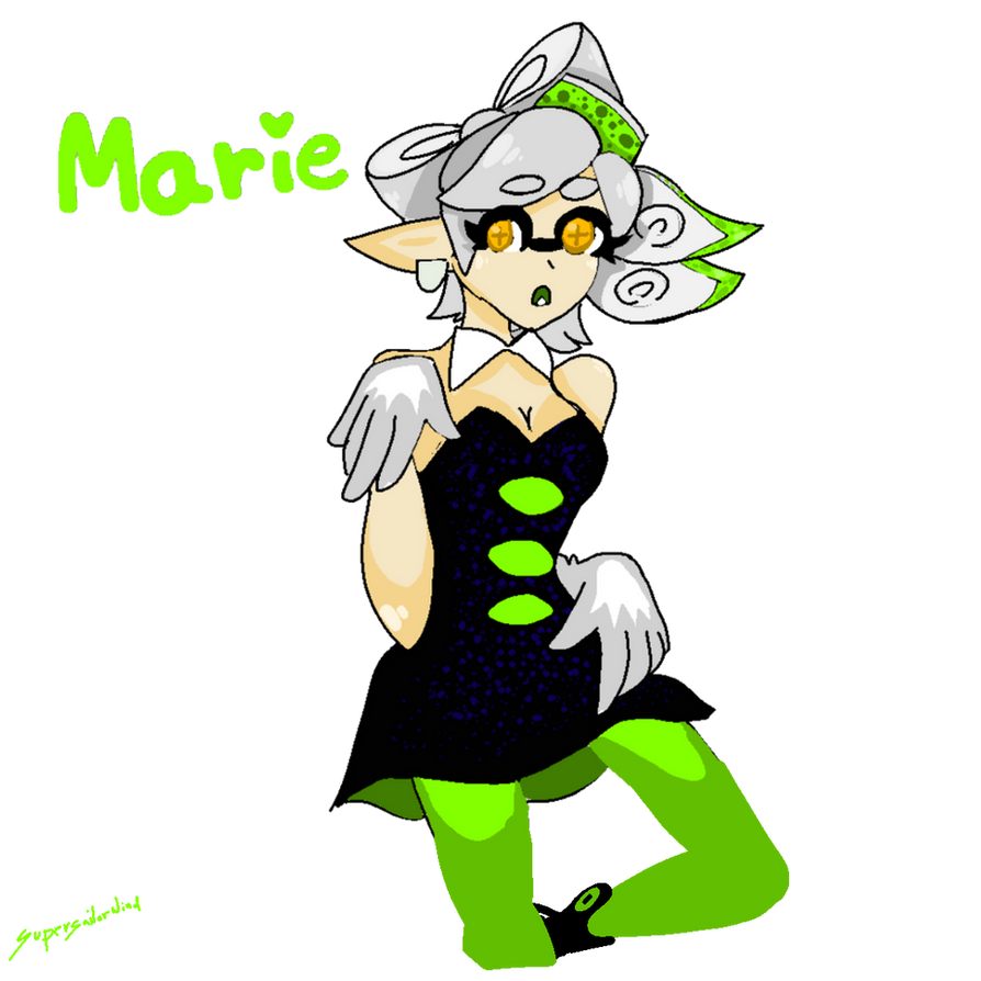 Marie by supersailorwind