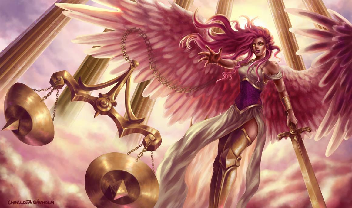 Libra, the Righteous Judge