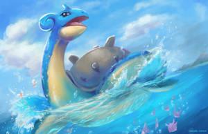 Pokemon - Lapras